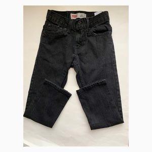 Used Levi's Boys Skinny Jeans - Size 8 Reg